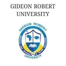 Gideon Robert University Admission Requirements