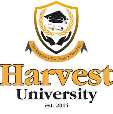 Harvest University Cut Off Points